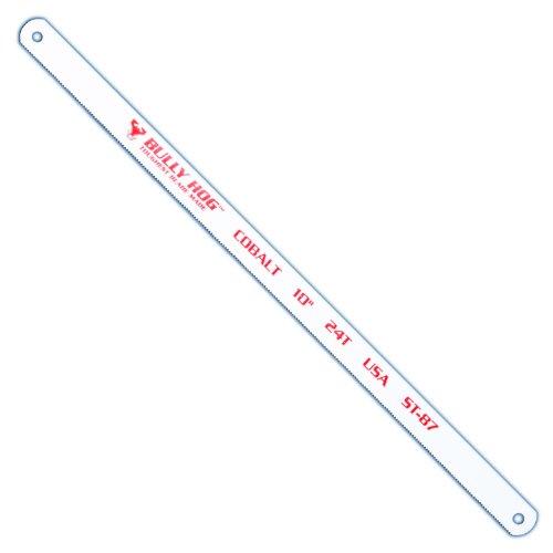 Stone Tools ST-87 10-Inch TPI 24 Bi-Metal Hacksaw Blades 10 Pack
