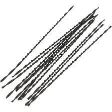 3 Dozen Spiral Flat End Flying Dutchman Scroll Saw Blades Intro Variety Pack 1 3 5