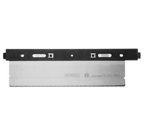 Bosch FS200ABU 7-78-Inch 20 Teeth per Inch High Alloy Steel Flush Cutting Fine Tooth Power Handsaw Blade for Wood PVC and Plastic