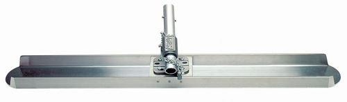 Kraft Tool Concrete Bull Float Channel Design Magnesium Broken-In 60 x 8 wEZ Tilt Bracket