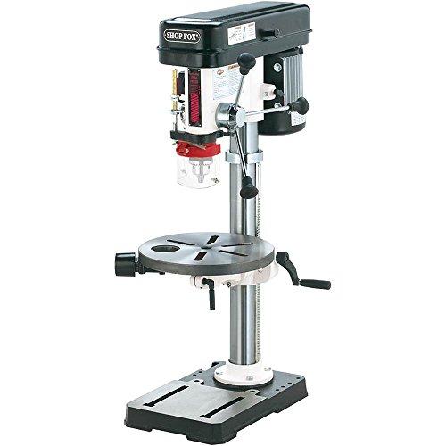 Shop Fox W1668 ¾-HP 13-Inch Bench-Top Drill PressSpindle Sander
