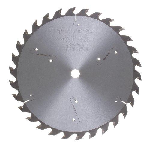 Tenryu IW-25530D1 10 30T 58 Arbor Industrial Saw Blade