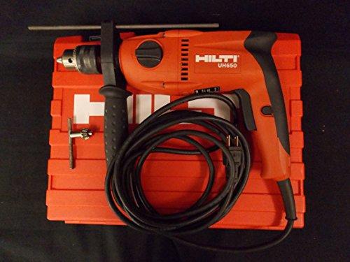 HILTI UH 650 Electric Hammer Drill In Case