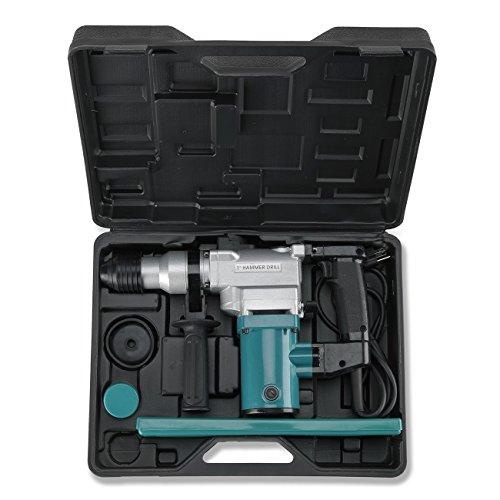 Hiltex 10504 Electric Hammer Drill - 520W 110V 60Hz 1
