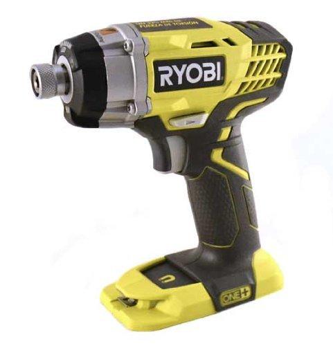 Ryobi P236 ONE Plus 18V Cordless Lithium-Ion Impact Driver Bare Tool