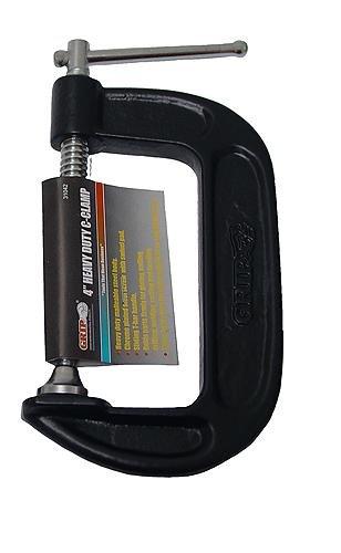 Grip 31042 4-Inch Heavy Duty C-Clamp