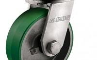 Albion-95PY16809SBBL-16-0-Diameter-95-Series-BBL-Super-Swivel-Caster-Polyurethane-on-Cast-Iron-Wheel-Tapered-Roller-Bearing-5-Tread-8-1-2-L-x-8-1-2-W-Plate-7700-lb-Capacity-26.jpg