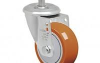 Schioppa-L12-Series-GLEIH-312-UPE-3-x-1-1-4-Swivel-Caster-Non-Marking-Polyurethane-Precision-Ball-Bearing-Wheel-175-lbs-1-2-Diameter-x-2-Length-Threaded-Stem-42.jpg